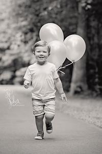 2017 June Brock Erin Pittenger 3 months Old-2802 BW