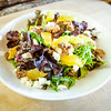 Phoenix Salad - Spring Mix, Orange Segments, Goat Cheese, Candied Walnuts, Cranberry Vinaigrette