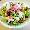Gusto BB - Spring Mix, Cherry Tomatoes, Pickled Red Onions, Parmesan, Balsamic Vinaigrette