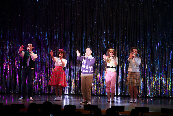201 3 Fall Open House Hairspray