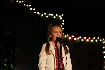 Cville Jr Idol 2012