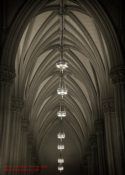 ST. PATRICK'S CATHEDRAL<br /> NYC