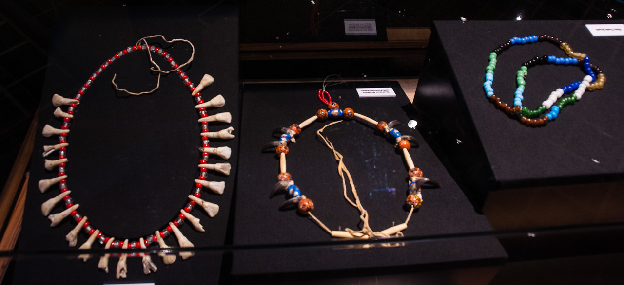 Beaded Necklaces 2