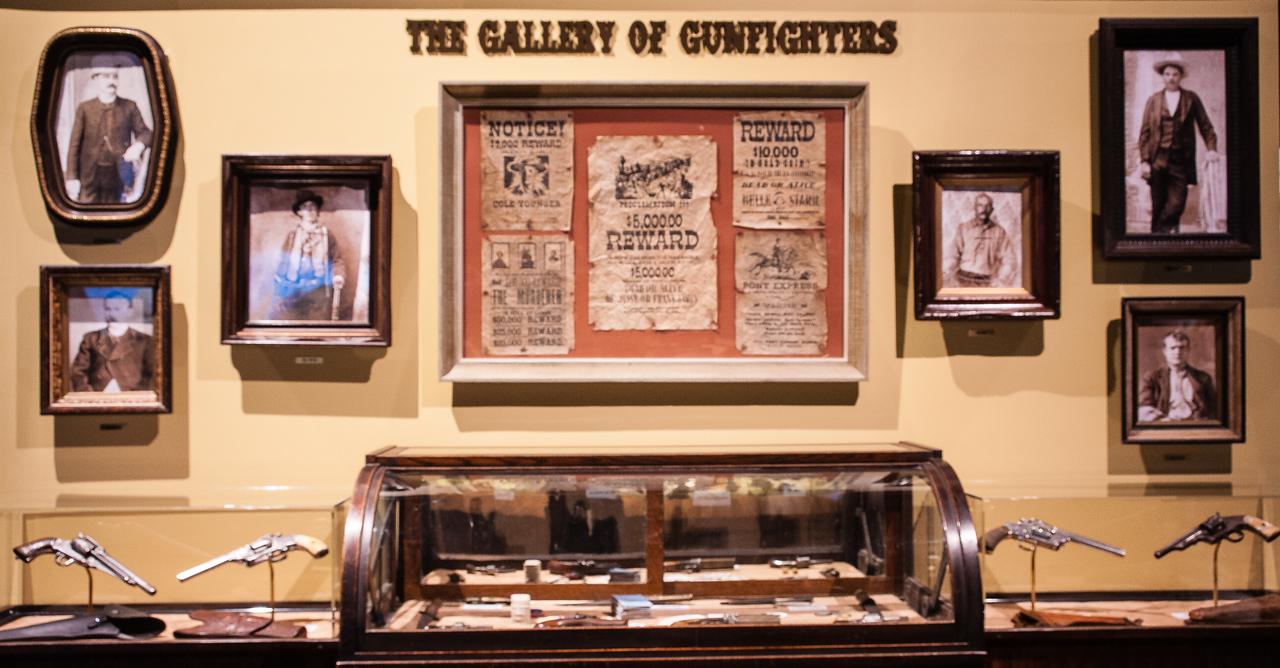 Gallery of Gunfighters