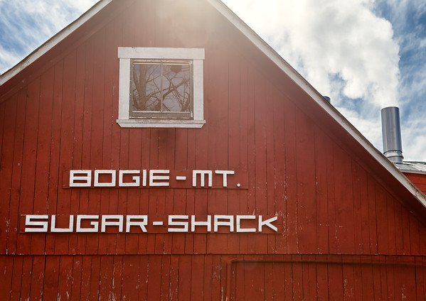 Sugar Shack Steaming