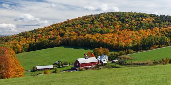 Bogie Farm Autumn
