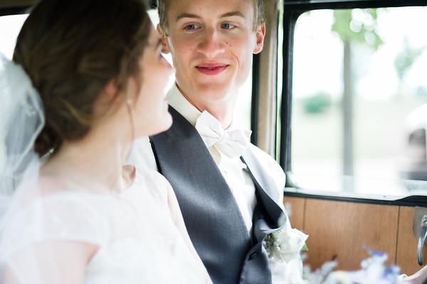 Brandon and Katie || Wedding