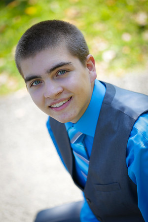 Brandon - Senior Pics