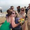 1205054-0749    MALIBU, CA - MAY 12:  Jocelyn and Patrick Brennan Wedding held at the Malibu Nature Preserve on May 12, 2012 in Malibu, California. (Photo by Ryan Miller/Capture Imaging)