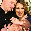Brian, Courtney & Chloe : Family photographs