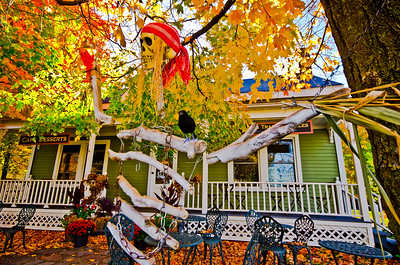 Bromont  automne