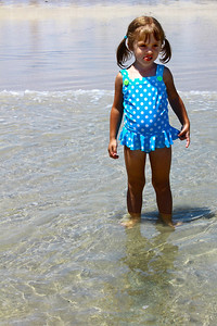 Brooke Zelin. Long Beach Island, N.J. © 2010 Joanne Milne Sosangelis. All rights reserved.