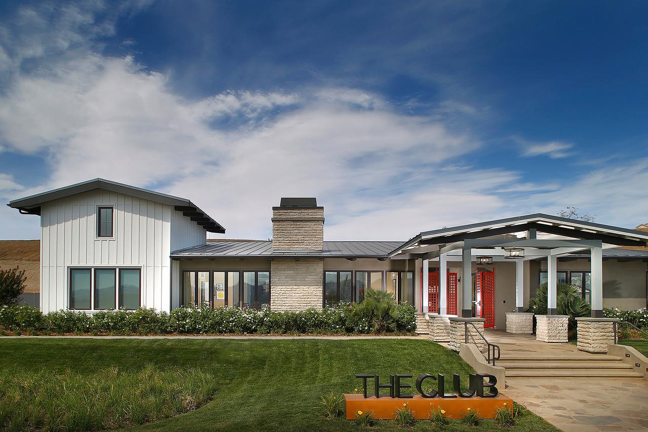 The Club at 5 Knolls by Brookfield Homes, Santa Clarita, CA, 8/15/15/