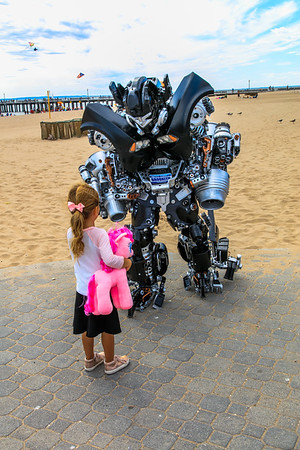 Ironhide Gets Annoyed