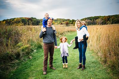 Brubaker Family 2017