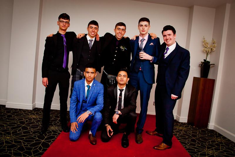 Leith Academy Prom 2018 157