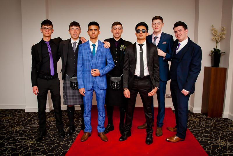 Leith Academy Prom 2018 158
