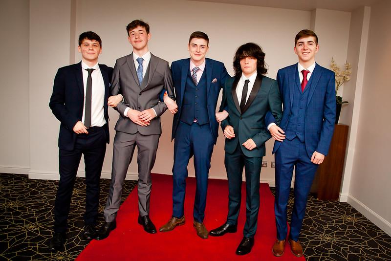 Leith Academy Prom 2018 170