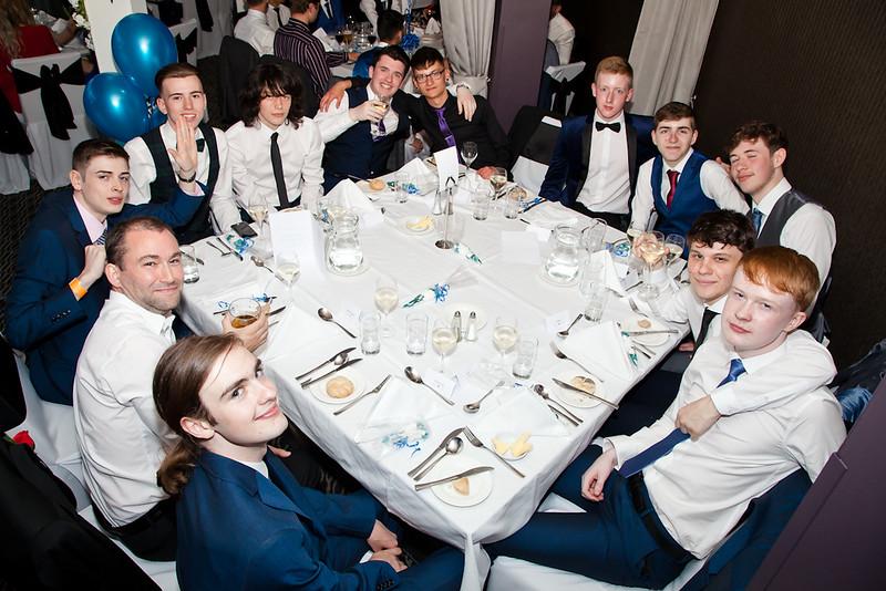 Leith Academy Prom 2018 25