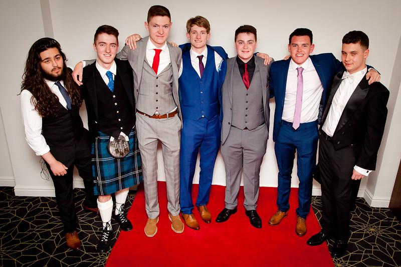 Leith Academy Prom 2018 86