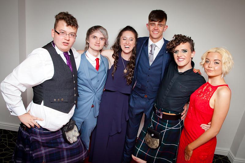 Leith Academy Prom 2018 51