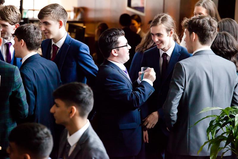 Leith Academy Prom 2018 12