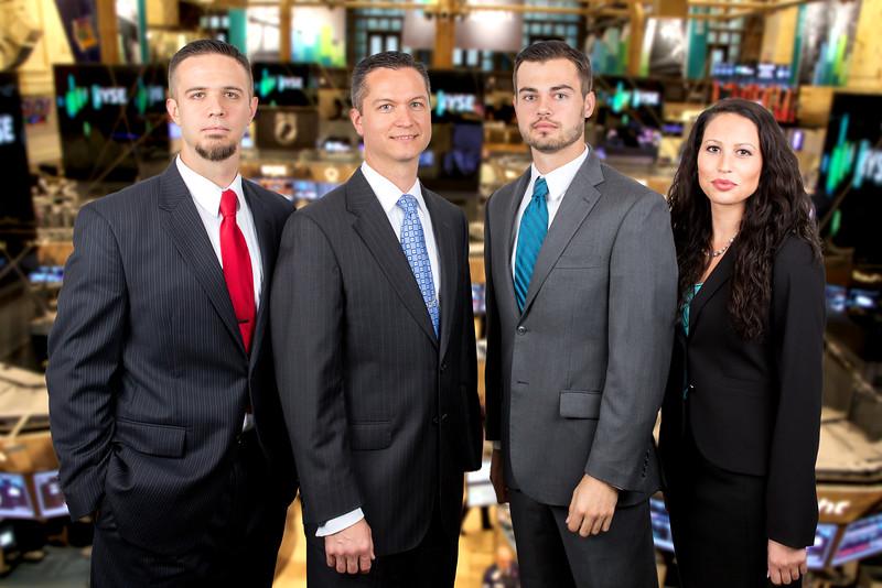 Mall Retirement Group Corporate Headshots