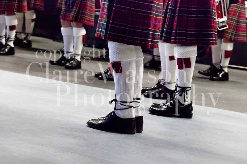 Scottish Schools Pipe Band Championships 2017-1