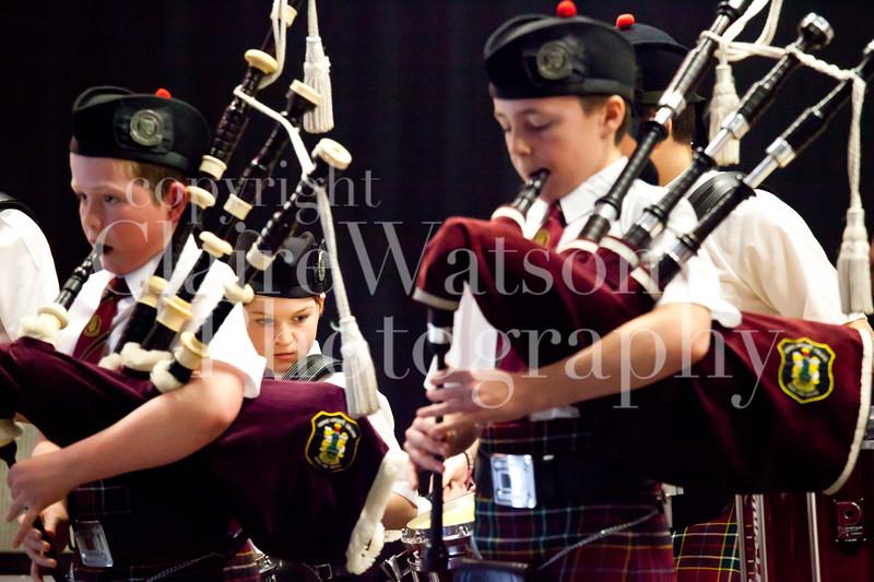 Scottish Schools Pipe Band Championships 2017-5