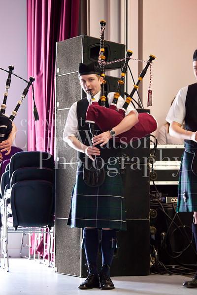 Scottish Schools Pipe Band Championships 2017-20
