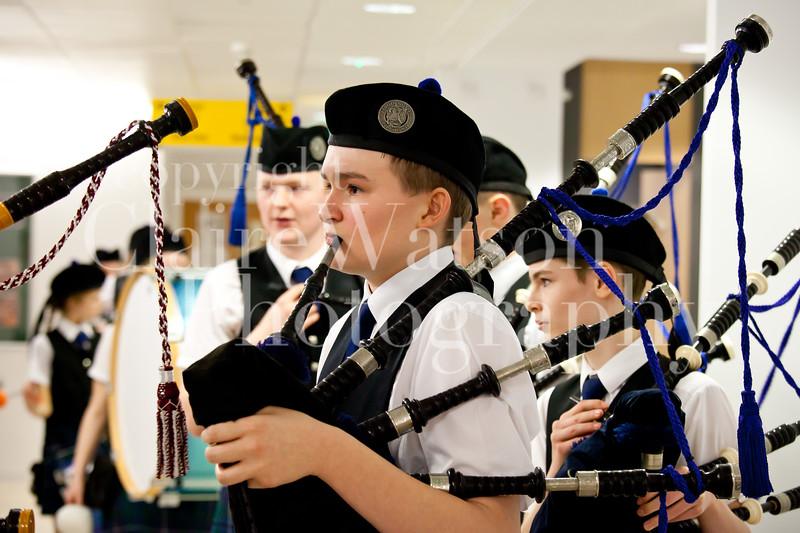 Scottish Schools Pipe Band Championships 2017-12