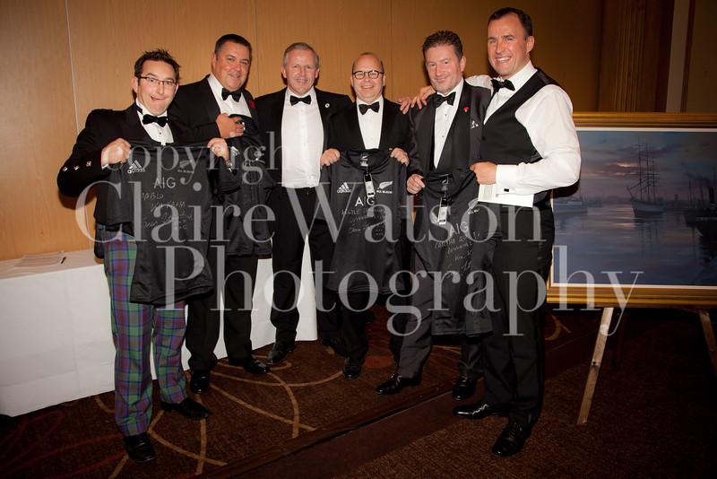 Bill McLaren Glasgow-92
