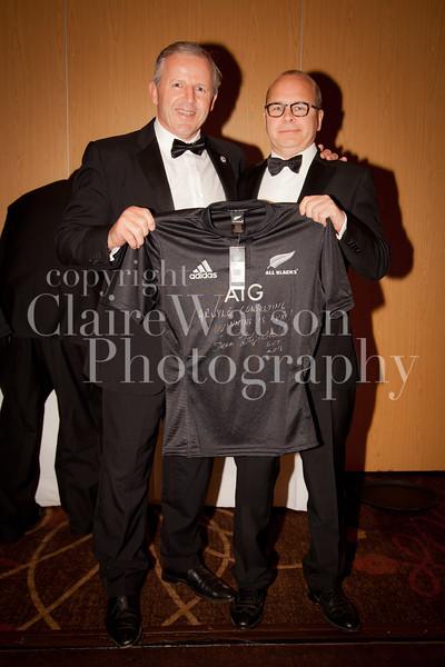 Bill McLaren Glasgow-95
