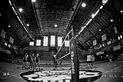Butler Volleyball Team