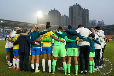 7th November 2019 Brazil v Canada