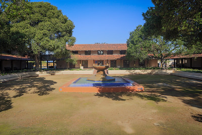 San Pablo City Hall Courtyard