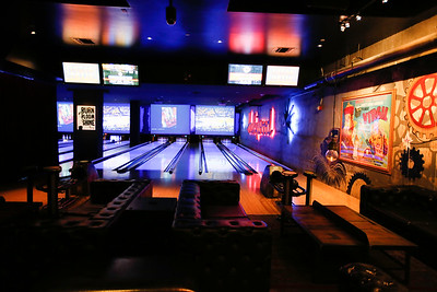 The CSA Member Party at Lucky Strike Hollywood, Los Angeles, America - 1 June 2017