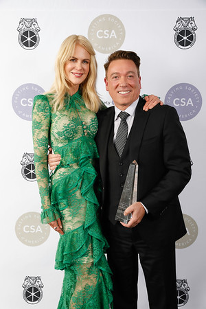 The 2018 Casting Society of America 33rd Artios Awards, Beverly Hills, America - 18 Jan 2018