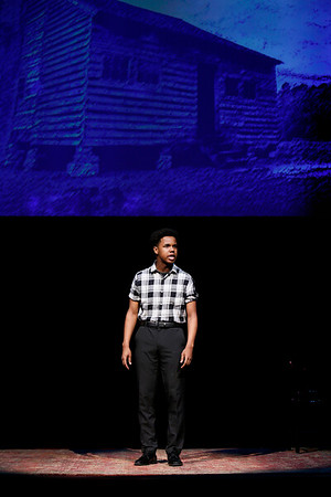 2020 August Wilson Monologue Competition Center Theatre Group/Mark Taper Forum, February 25, 2020 - Los Angeles, America