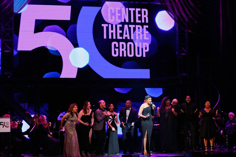 Center Theatre Group's 50th Anniversary Celebration at the Ahmanson Theatre, Los Angeles, America - 20 May 2017