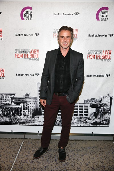 """""""A View From the Bridge"""" CTG/Ahmanson Theatre Opening, Los Angeles, America - 14 Sept 2016"""