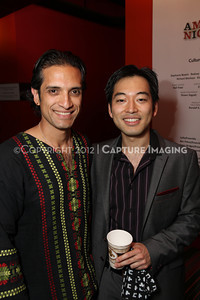 """1203035-027        CULVER CITY, CA - MARCH 11: The opening night performance of """"American Night: The Ballad of Juan Jose"""" at Center Theatre Goup's Kirk Douglas Theatre on March 11, 2012 in Culver City, California. (Photo by Ryan Miller/Capture Imaging)"""