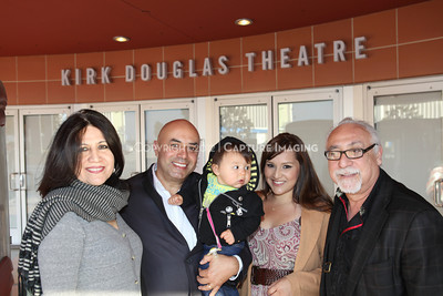 """1203035-006        CULVER CITY, CA - MARCH 11: The opening night performance of """"American Night: The Ballad of Juan Jose"""" at Center Theatre Goup's Kirk Douglas Theatre on March 11, 2012 in Culver City, California. (Photo by Ryan Miller/Capture Imaging)"""