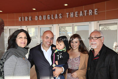 "1203035-007        CULVER CITY, CA - MARCH 11: The opening night performance of ""American Night: The Ballad of Juan Jose"" at Center Theatre Goup's Kirk Douglas Theatre on March 11, 2012 in Culver City, California. (Photo by Ryan Miller/Capture Imaging)"