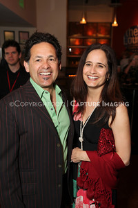 """1203035-009        CULVER CITY, CA - MARCH 11: The opening night performance of """"American Night: The Ballad of Juan Jose"""" at Center Theatre Goup's Kirk Douglas Theatre on March 11, 2012 in Culver City, California. (Photo by Ryan Miller/Capture Imaging)"""
