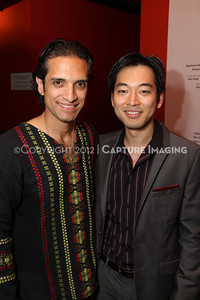 """1203035-030        CULVER CITY, CA - MARCH 11: The opening night performance of """"American Night: The Ballad of Juan Jose"""" at Center Theatre Goup's Kirk Douglas Theatre on March 11, 2012 in Culver City, California. (Photo by Ryan Miller/Capture Imaging)"""