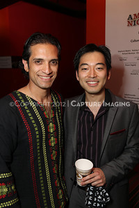"""1203035-028        CULVER CITY, CA - MARCH 11: The opening night performance of """"American Night: The Ballad of Juan Jose"""" at Center Theatre Goup's Kirk Douglas Theatre on March 11, 2012 in Culver City, California. (Photo by Ryan Miller/Capture Imaging)"""