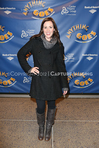 """1211267-006    The opening night performance of """"Anything Goes"""" at the Center Theatre Group/Ahmanson Theatre on Nov. 28, 2012, in Los Angeles, Calif. (Photo by Ryan Miller/Capture Imaging"""