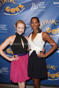 """1211267-042    The opening night performance of """"Anything Goes"""" at the Center Theatre Group/Ahmanson Theatre on Nov. 28, 2012, in Los Angeles, Calif. (Photo by Ryan Miller/Capture Imaging"""