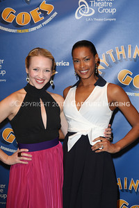 """1211267-047    The opening night performance of """"Anything Goes"""" at the Center Theatre Group/Ahmanson Theatre on Nov. 28, 2012, in Los Angeles, Calif. (Photo by Ryan Miller/Capture Imaging"""